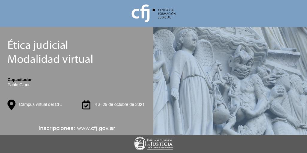 Curso Virtual Ética Judicial