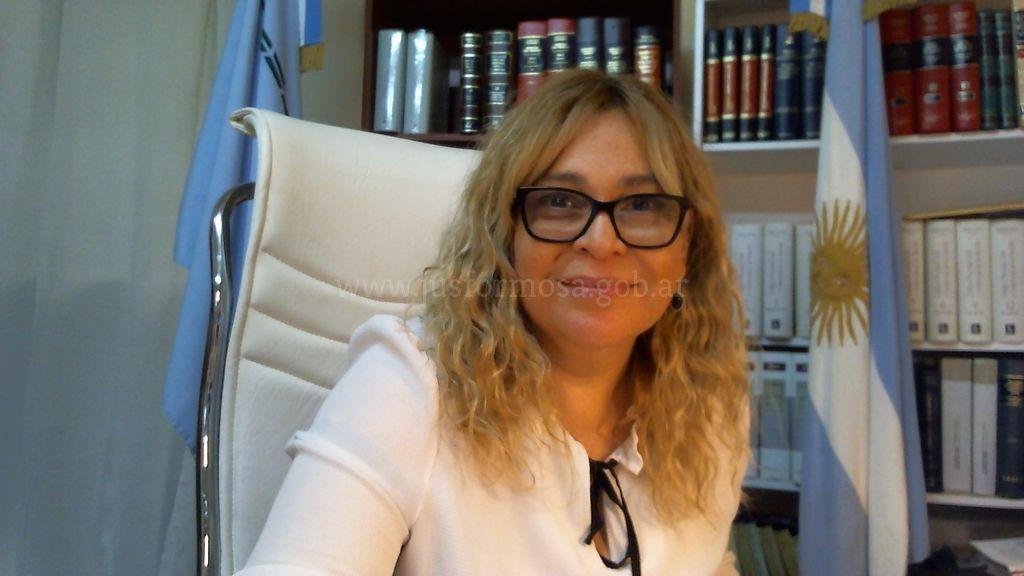 Dra. Pamela Ifran - Juez