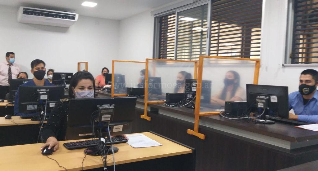 Concurso Abierto Administrativo 3ra. Circunscripción Judicial