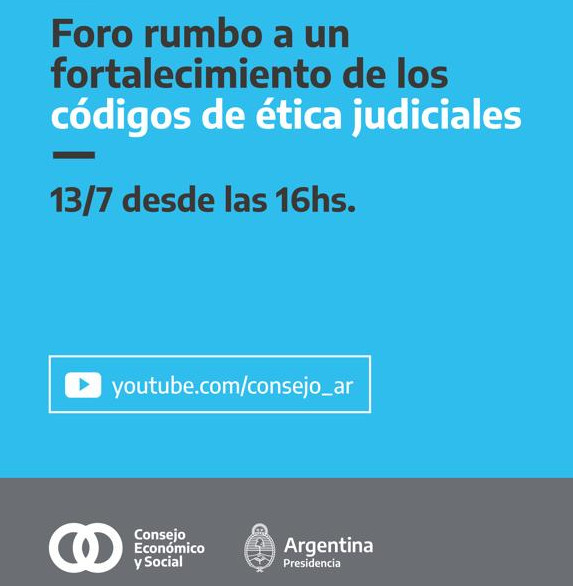 Foro Ética Judicial